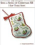 JBW Designs - Sing A Song Of Christmas XII - I Saw Three Ships THUMBNAIL