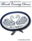 JBW Designs - French Country Swans THUMBNAIL