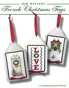 JBW Designs - French Christmas Tags THUMBNAIL