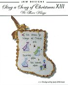 JBW Designs - Sing a Song of Christmas XIII - We Three Kings THUMBNAIL