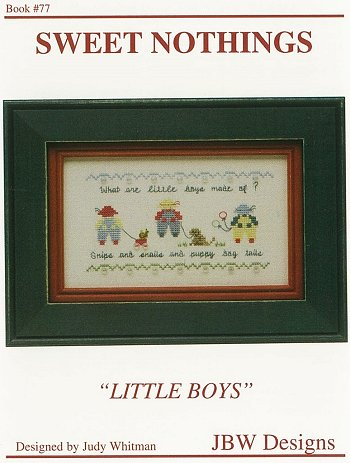 JBW Designs - Little Boys