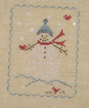 JBW Designs - A Very Merry Winter
