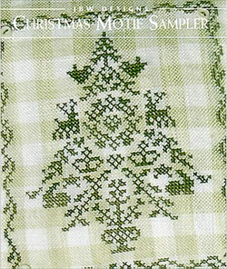 JBW Designs - Christmas Motif Sampler THUMBNAIL