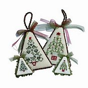 JBW Designs - Christmas Tree Collection I