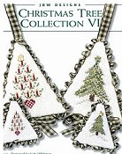 JBW Designs - Christmas Tree Collection VI