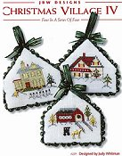 JBW Designs - Christmas Village IV THUMBNAIL