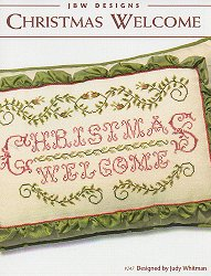 JBW Designs - Christmas Welcome MAIN