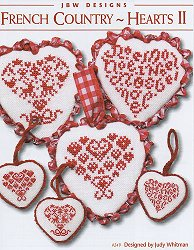 Jbw designs french country hearts ii stoney creek for French country stores online