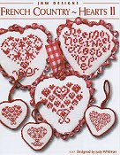 JBW Designs - French Country Hearts II THUMBNAIL