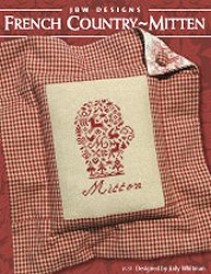 JBW Designs - French Country Mitten MAIN
