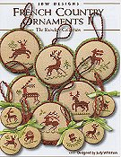 JBW Designs - French Country Ornaments II (Reindeer Collection) THUMBNAIL