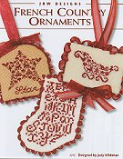 JBW Designs - French Country Ornaments THUMBNAIL