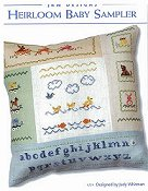JBW Designs - Heirloom Baby Sampler