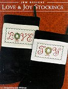 JBW Designs - Love & Joy Stockings
