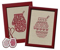 JBW Designs - Red Mitten Collection II THUMBNAIL