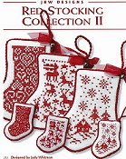JBW Designs - Red Stocking Collection II