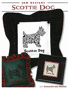 JBW Designs - Scottie Dog