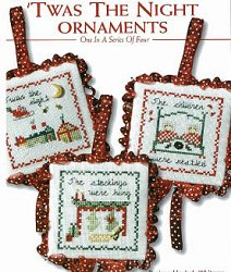 JBW Designs - Twas The Night Ornaments MAIN