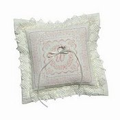 JBW Designs - Wedding Pillow