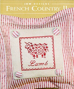 JBW Designs - French Country II - Lamb THUMBNAIL