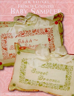 JBW Designs - French Country Baby Sampler THUMBNAIL