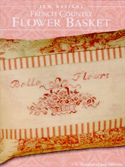 JBW Designs - French Country Flower Basket THUMBNAIL
