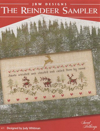 JBW Designs - The Reindeer Sampler