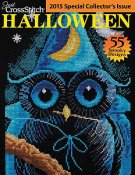 Just Cross Stitch 2015 Halloween Special Collector's Issue