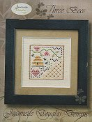Jeannette Douglas Designs - Three Bees_THUMBNAIL