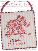JBW Designs - French Country Elephant THUMBNAIL