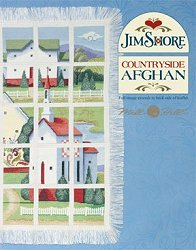 Mill Hill Book - Countryside Afghan by Jim Shore MAIN
