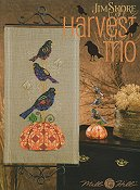 Mill Hill Book - Harvest Trio by Jim Shore