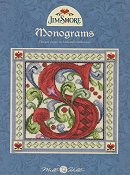 Mill Hill Book - Monograms by Jim Shore
