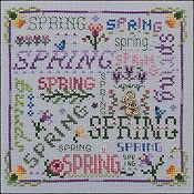 Just Nan - Spring Typography THUMBNAIL