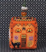 Just Nan - Witchy Pumpkin Cottage