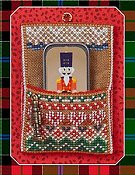 Just Nan - Nutcracker Slide Pocket THUMBNAIL