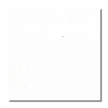 "Jobelan 28ct White - Fat Quarter (18"" x 27"")"