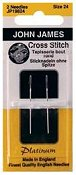 John James Platinum Tapestry Needles