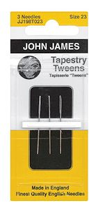 John James Tweens Tapestry Needles MAIN