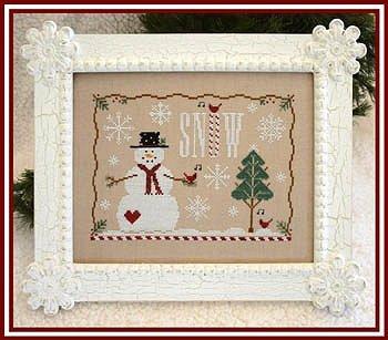 Family Tree Frame Company The Joy Frame Country Cottage Needleworks