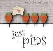 Jabco Just Pins - Carrot Patch THUMBNAIL
