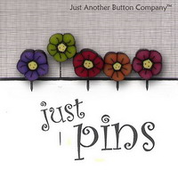 Jabco Just Pins - Flower Power MAIN