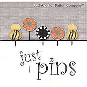 Jabco Just Pins - Bees & Blooms