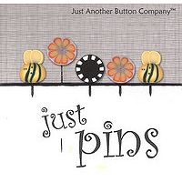 Jabco Just Pins - Bees & Blooms MAIN