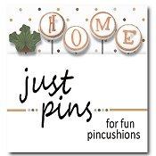 Jabco Just Pins - H is for Home