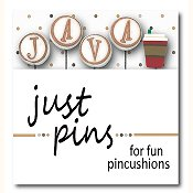 Jabco Just Pins - J is for Java THUMBNAIL