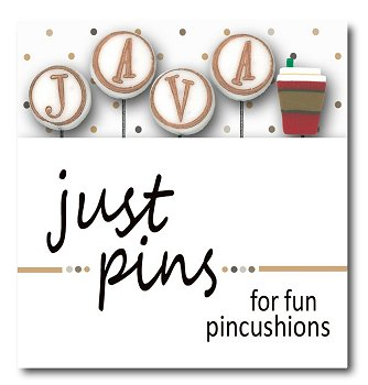 Jabco Just Pins - J is for Java MAIN