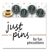 Jabco Just Pins - B is for Buzz THUMBNAIL