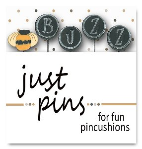 Jabco Just Pins - B is for Buzz MAIN