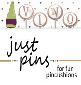 Jabco Just Pins - V is for Vino
